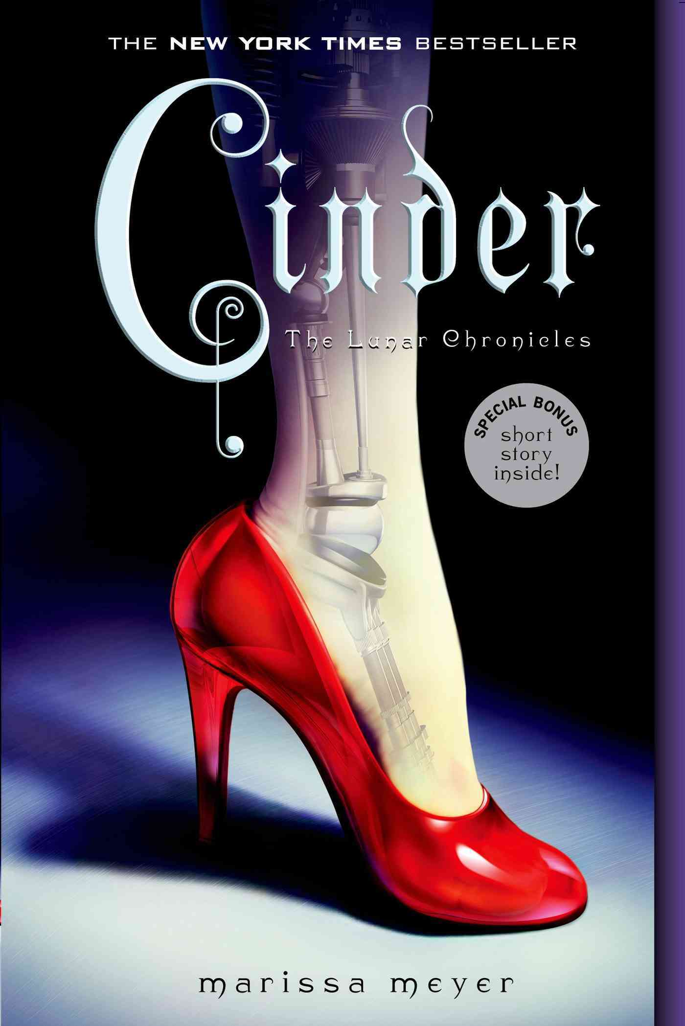 Cinder By Meyer, Marissa